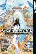 Cover-Bild zu Tabata, Yuki: Black Clover 18