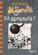 Cover-Bild zu Kinney, Jeff: Journal d'un dégonflé 14