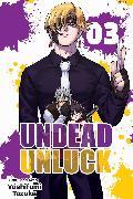 Cover-Bild zu Yoshifumi Tozuka: Undead Unluck, Vol. 3