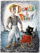 Cover-Bild zu Byrne, John Patrick: Donald & Benoit