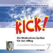 Cover-Bild zu Wie Du mehr Energie bekommen kannst (Audio Download) von Zimmermann, Hans-Peter