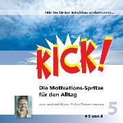 Cover-Bild zu Wie Du Deine Intuition verbesserst (Audio Download) von Zimmermann, Hans-Peter