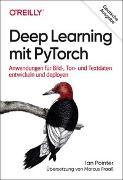 Cover-Bild zu Deep Learning mit PyTorch