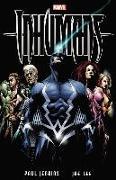 Cover-Bild zu Jenkins, Paul: Inhumans