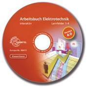 Cover-Bild zu Arbeitsbuch Elektrotechnik LF 1-4 interaktiv von Bastian, Peter