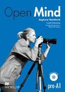 Cover-Bild zu Open Mind British edition Beginner Level Workbook Pack without key von Wisniewska, Ingrid