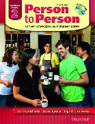 Cover-Bild zu Level 2: Person to Person, Third Edition Level 2: Student Book (with Student Audio CD) - Person to Person. Third Edition