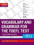 Cover-Bild zu Vocabulary and Grammar for the TOEFL Test von Wisniewska, Ingrid