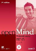 Cover-Bild zu openMind 2nd Edition AE Level 3 Workbook Pack with key von Wisniewska, Ingrid