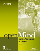 Cover-Bild zu openMind 2nd Edition AE Level 1 Student Online Workbook von Wisniewska, Ingrid