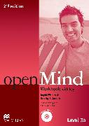 Cover-Bild zu openMind 2nd Edition AE Level 3A Workbook Pack with key von Wisniewska, Ingrid