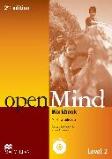 Cover-Bild zu openMind 2nd Edition AE Level 2 Workbook Pack without key von Wisniewska, Ingrid