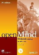 Cover-Bild zu openMind 2nd Edition AE Level 2B Workbook Pack with key von Wisniewska, Ingrid