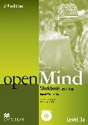 Cover-Bild zu openMind 2nd Edition AE Level 1A Workbook Pack with key von Wisniewska, Ingrid
