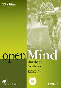 Cover-Bild zu openMind 2nd Edition AE Level 1 Workbook Pack without key von Wisniewska, Ingrid