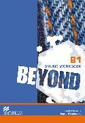 Cover-Bild zu Beyond B1 Online Workbook von Edwards, Lynda