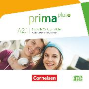 Cover-Bild zu Prima plus, Deutsch für Jugendliche, Allgemeine Ausgabe, A2: Band 1, Audio-CD zum Schülerbuch