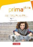 Cover-Bild zu Prima plus, Deutsch für Jugendliche, Allgemeine Ausgabe, A1: zu Band 1 und 2, Testheft mit Audio-CD von Chobotar, Tetyana