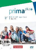 Cover-Bild zu Prima plus, Deutsch für Jugendliche, Allgemeine Ausgabe, B1: Gesamtband, Video-DVD