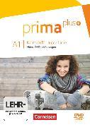 Cover-Bild zu Prima plus, Deutsch für Jugendliche, Allgemeine Ausgabe, A1: zu Band 1 und 2, Video-DVD mit Übungen