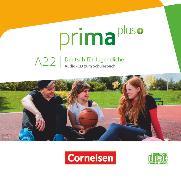 Cover-Bild zu Prima plus, Deutsch für Jugendliche, Allgemeine Ausgabe, A2: Band 2, Audio-CD zum Schülerbuch