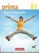 Cover-Bild zu Prima - Deutsch für Jugendliche, Bisherige Ausgabe, B1: Band 5, Schülerbuch von Jin, Friederike