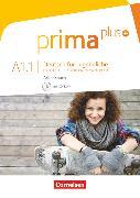 Cover-Bild zu Prima plus, Deutsch für Jugendliche, Allgemeine Ausgabe, A1: Band 1, Arbeitsbuch mit CD-ROM, Mit interaktiven Übungen auf scook.de von Jin, Friederike