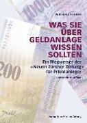 Cover-Bild zu Ferber, Michael: Was Sie über Geldanlage wissen sollten