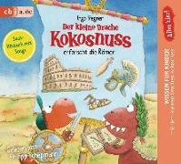 Cover-Bild zu Alles klar! Der kleine Drache Kokosnuss erforscht die Römer