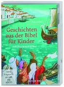 Cover-Bild zu Geschichten aus der Bibel für Kinder von ten Cate, Marijke (Illustr.)