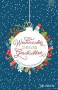 Cover-Bild zu WeihnachtsGrußGeschichten von Hahn-Lütjen, Petra (Hrsg.)