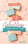 Cover-Bild zu GeburtstagsGeschichten von Hahn-Lütjen, Petra (Hrsg.)