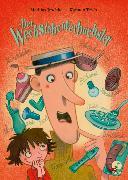 Cover-Bild zu Der Wechstabenverbuchsler (Mini-Ausgabe) von Jeschke, Mathias