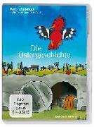 Cover-Bild zu Wido Wiedehopf erzählt Geschichten aus der Bibel: Die Ostergeschichte von Gerdes, Frank (Instr.)