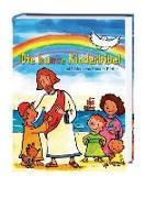 Cover-Bild zu Die bunte Kinderbibel von Jeromin, Karin (Nacherz.)