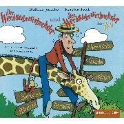 Cover-Bild zu Der Wechstabenverbuchsler + Der Wechstabenverbuchsler im Zoo (Audio Download) von Jeschke, Mathias