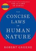 Cover-Bild zu The Concise Laws of Human Nature (eBook) von Greene, Robert