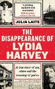 Cover-Bild zu The Disappearance of Lydia Harvey (eBook) von Laite, Julia