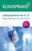 Cover-Bild zu Leitsymptome von A - Z von Hehlmann, Annemarie
