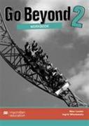 Cover-Bild zu Go Beyond Workbook 2 von Lauder, Nina