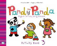 Cover-Bild zu Level 3: Activity Book - Pandy the Panda