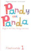 Cover-Bild zu Level 1: Flashcards - Pandy the Panda von Geminiani, Letizia (Illustr.)