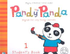 Cover-Bild zu Level 1: Student's Book - Pandy the Panda