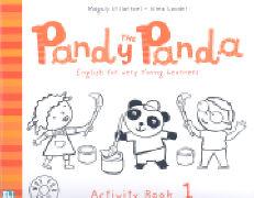 Cover-Bild zu Level 1: Activity Book - Pandy the Panda