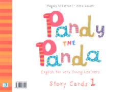 Cover-Bild zu Level 1: Story Cards - Pandy the Panda von Geminiani, Letizia (Illustr.)