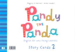 Cover-Bild zu Level 2: Story Cards - Pandy the Panda von Geminiani, Letizia (Illustr.)