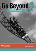 Cover-Bild zu Go Beyond Online Workbook 2 von Lauder, Nina