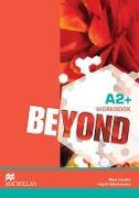 Cover-Bild zu Beyond A2+ Workbook von Lauder, Nina