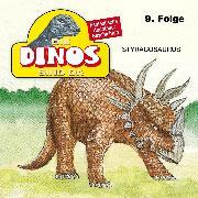 Cover-Bild zu Die Dinos sind da, Folge 9: Styracosaurus (Audio Download) von Fohrmann, Petra