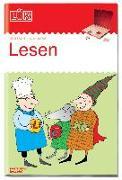 Cover-Bild zu LÜK Lesen 4. Klasse